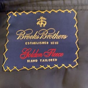 Brooks Brothers Men's Golden Fleece Blazer
